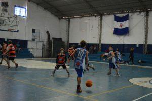 basquet forma con RC 1