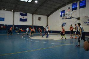 basquet forma con RC 2