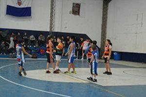 basquet forma con RC 4