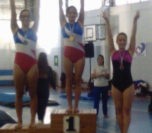 gimnasta tercer