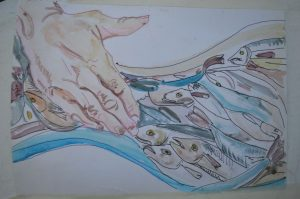 mural pescaador 1