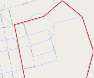 mapa barrio sector t