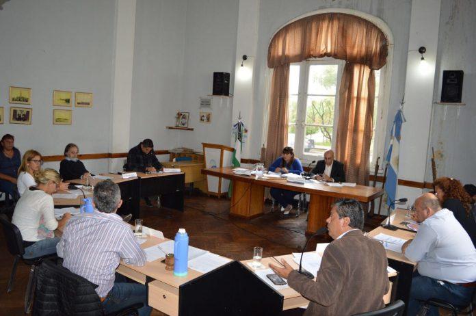 legislatura comunal