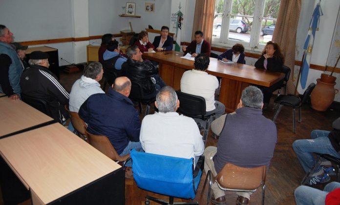 Reunión Concejales