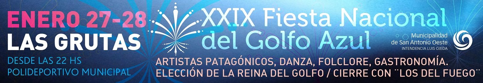 Rìo Negro - Fiesta Nacional del Golfo Azul