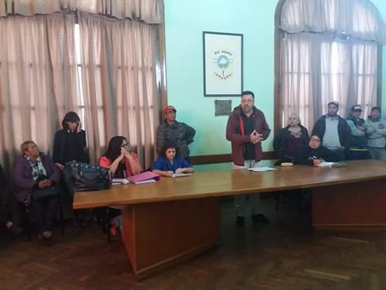 reunion municipales