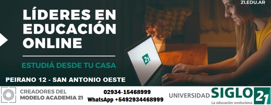Universidad Siglo XXI